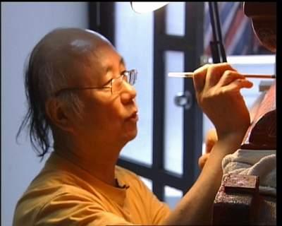 雕漆大师文乾刚:我的价值是让它延续五年十年