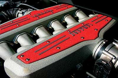 意大利首试法拉利599GTB Fiorano