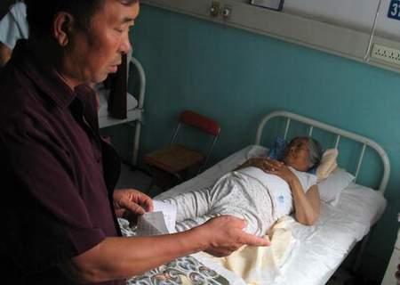 卫生部紧急通知停用欣弗 长春一老人使用后不适