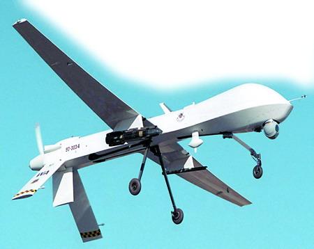 美国五角大楼叫停无人轰炸机 取消计划由来已久