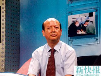广州市民针锋相对质疑卫生局 局长直面问责(图)