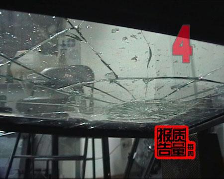 看不透的汽车玻璃膜