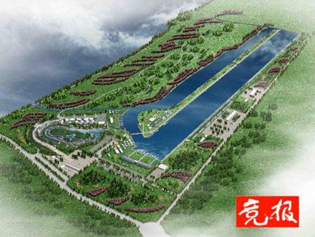 """体育休闲度假区滨河而建 顺义建""""绿色""""新城"""