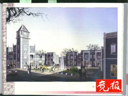 广安体育馆10月改造 宣武大栅栏文化复兴启动