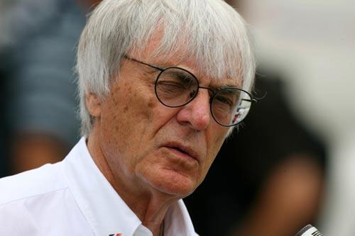 离开舒马赫比赛照样精彩 伯尼:F1需要推陈出新