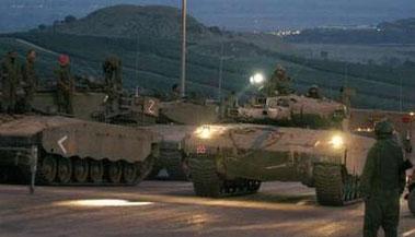 以内阁决定扩大黎南地面战 攻势可能将持续30天