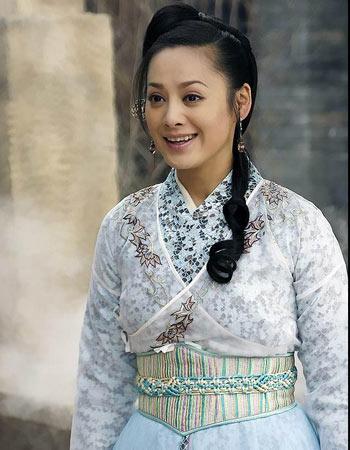 《鼓上蚤时迁》主要演员 潘巧云(宁静饰)