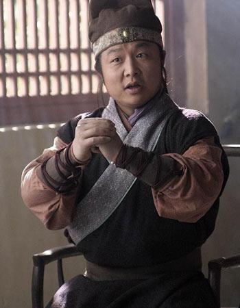 《鼓上蚤时迁》主要演员 王英(吴军饰)