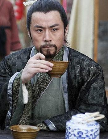 《鼓上蚤时迁》主要演员 杨雄(常铖饰)