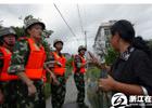 边防警劝居民撤离