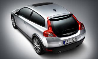沃尔沃发布新车型C30 预计明年初上市