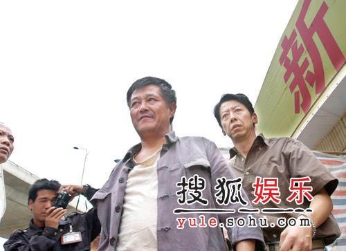 《落叶》开拍 赵本山演农民郭涛扮养蜂人(图)