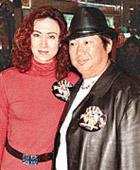 84年冠军高丽虹嫁给了洪金宝