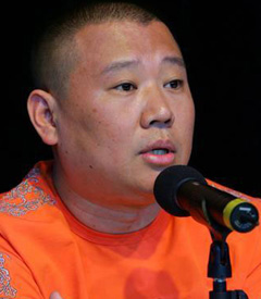 郭德纲的德云社图标设计者在北京被打死(图)