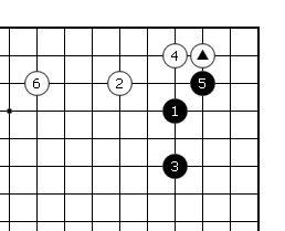 围棋周刊棋局-围棋实战手段9:迷惑的大飞