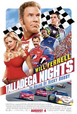 《塔拉迪加之夜》成绩骄人 蝉联北美票房冠军