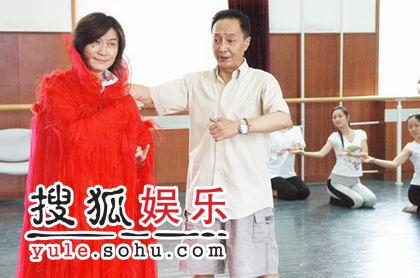 中国剧《天鹅湖》登北京舞台演出新概念成立