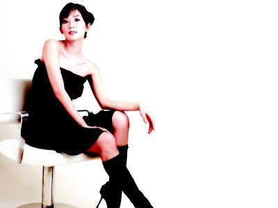 林志玲击败Maggie Q 当选亚洲最性感名模(图)