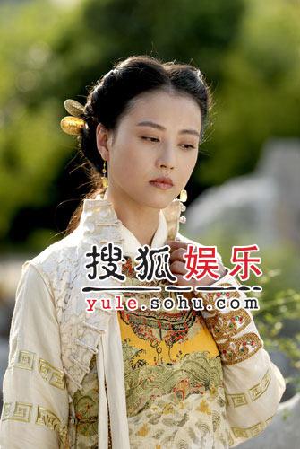 谢娜信心满满要打败黄蓉 定把郭靖抢回来(图)