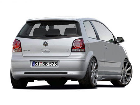 B&B改装版Polo GTI