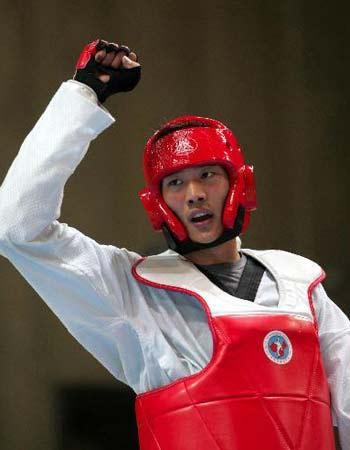 跆拳道大级别有进步 中国男子突破还需合力