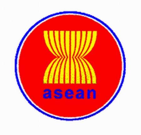图:东南亚十国联盟组织LOGO