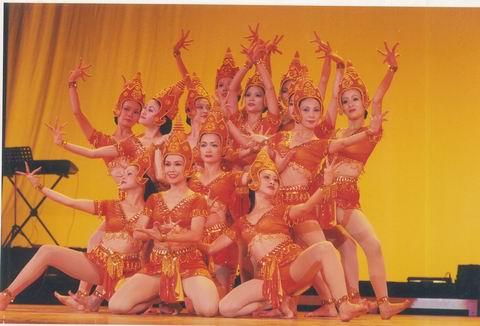 组图:越南参加第八届亚洲艺术节