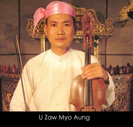 组图:缅甸参加第八届亚洲艺术节