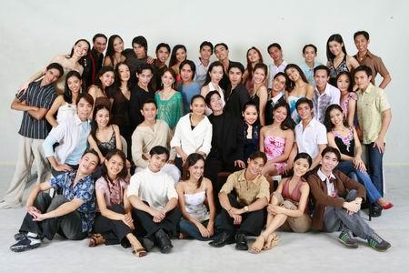 组图:菲律宾参加第八届亚洲艺术节