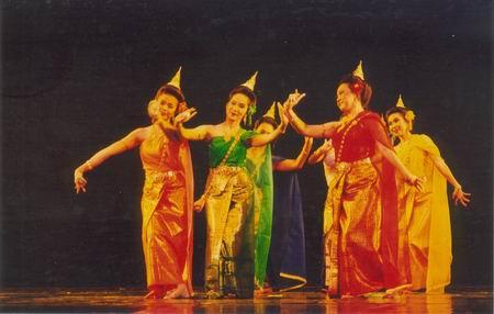 组图:泰国参加第八届亚洲艺术节