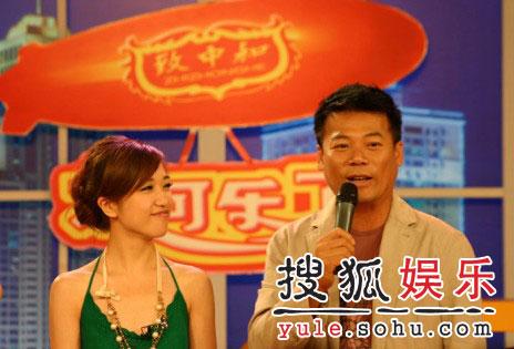胡杨林做客脱口秀 巫启贤称其为最具天赋歌手