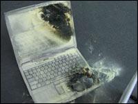 戴尔,笔记本着火,换芯门,订单出错