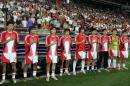 图文:亚洲杯预选赛中国VS新加坡 国足替补阵容