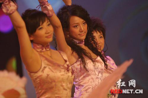 超级女声沈阳唱区总决赛 前三强出炉
