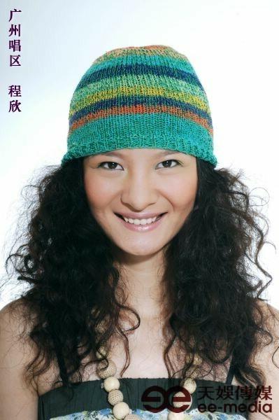 超女广州唱区十强写真