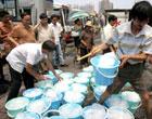 重庆遭遇50年罕见大旱