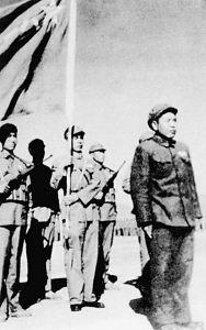 原乌鲁木齐军区副政委康立泽亲历红军三次会师