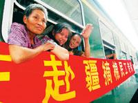重庆未来5天持续高温 10万旱区农民赴新疆采棉