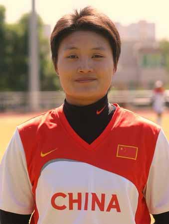 女垒队员介绍:接手--吕怡