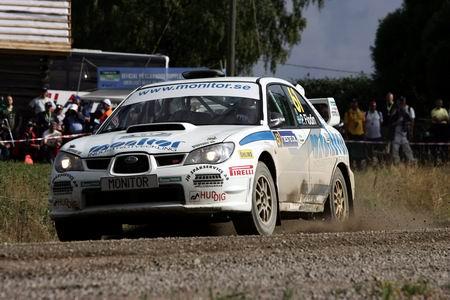 WRC芬兰落幕:格隆霍姆荣获六连胜 勒布列第二