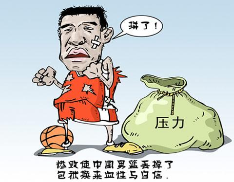 搜狐世锦赛漫画:惨败换来自信