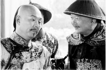 张铁林王刚改当大配角 陪着铁将军孙兴打哈哈