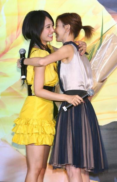 孙燕姿1.2亿高价跳槽EMI 与蔡依林成同门师姐妹