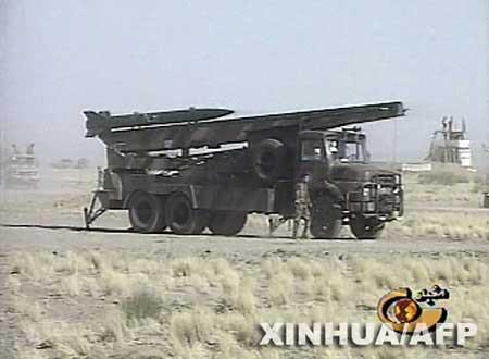 伊朗军演暗示不完全接受六国方案 试射多种导弹