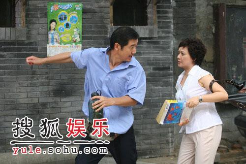 电视剧《亲兄热弟》精彩剧照11