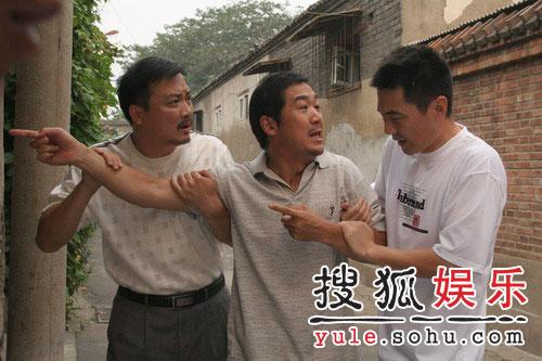 电视剧《亲兄热弟》精彩剧照16