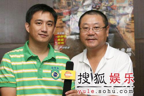 专访范伟:儿子支持我配音 第一次开车就闯祸