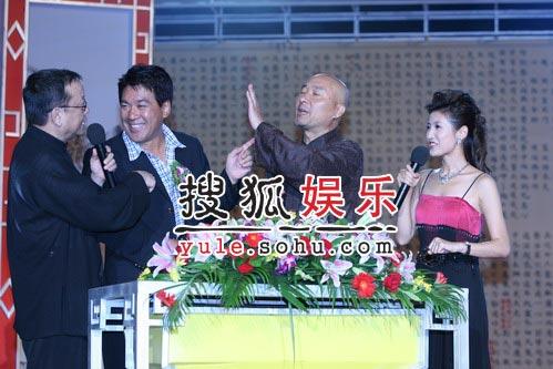 """《红楼梦》选秀 陈佩斯王刚""""争演""""宝玉(图)"""