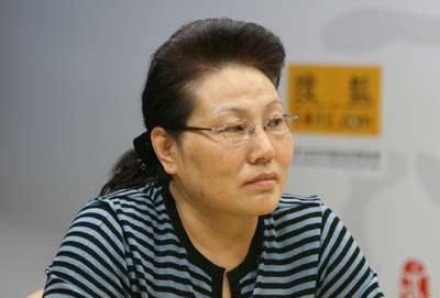 金融专家谭雅玲做客搜狐谈