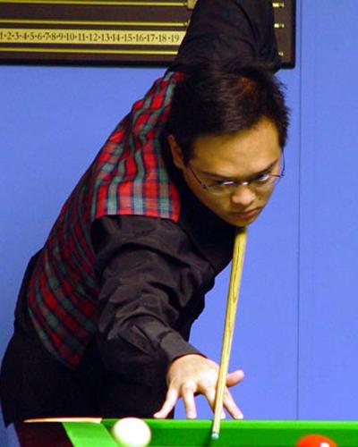 图文:北爱杯其他中国选手 刘菘未能带来惊喜
